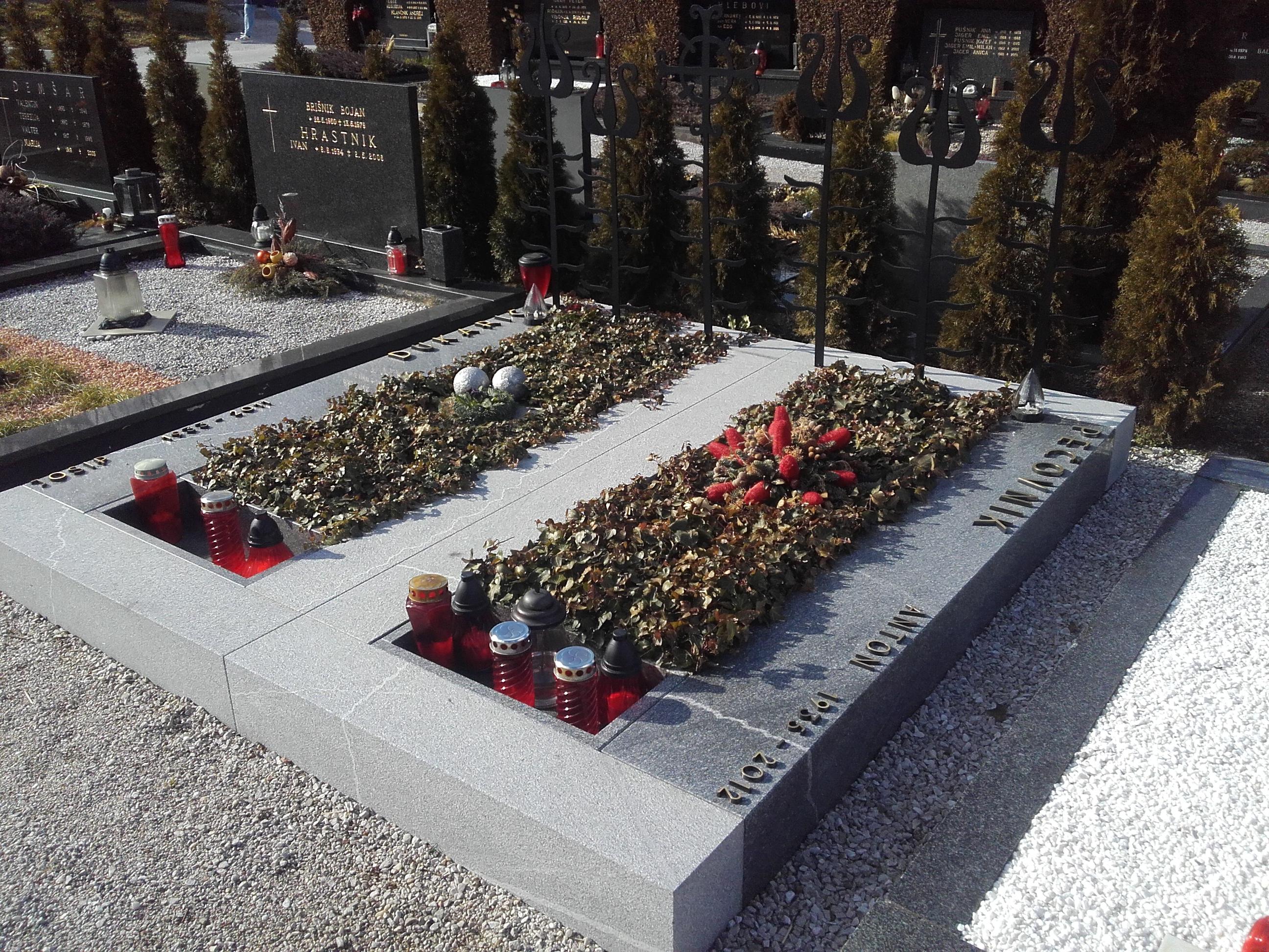 Enojni nagrobnik 6