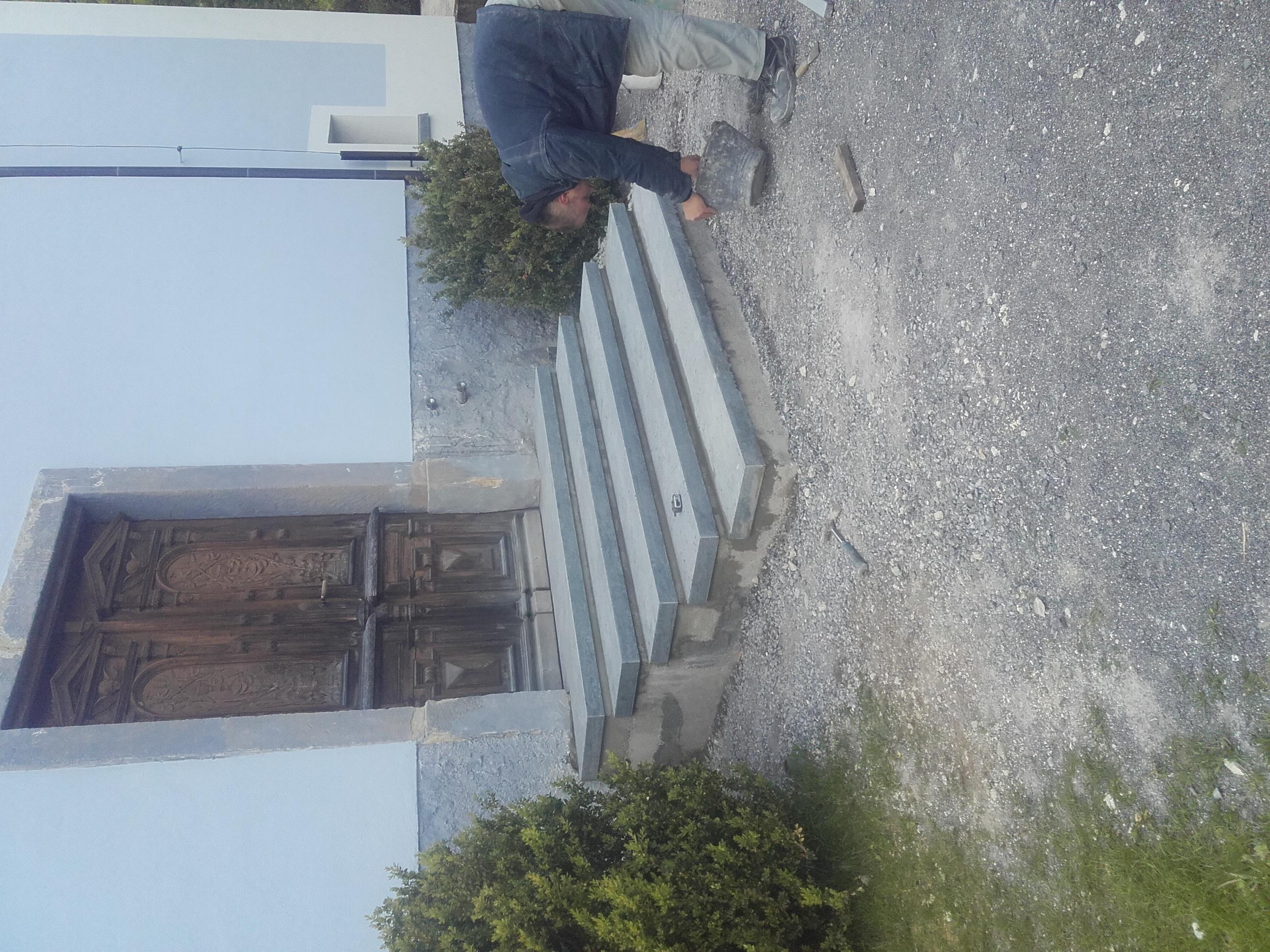 Kamnite stopnice 8